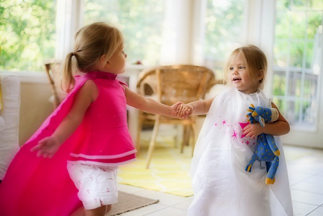 Overcoming the natural dependency in twins and fostering self-reliance is significant. Check out our salient tips for triggering individuality in twins.